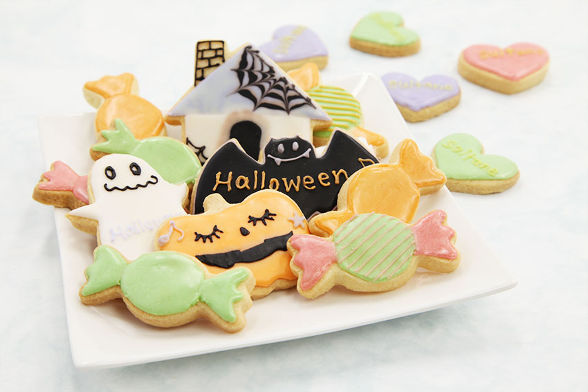 アイシングクッキー ハロウィン